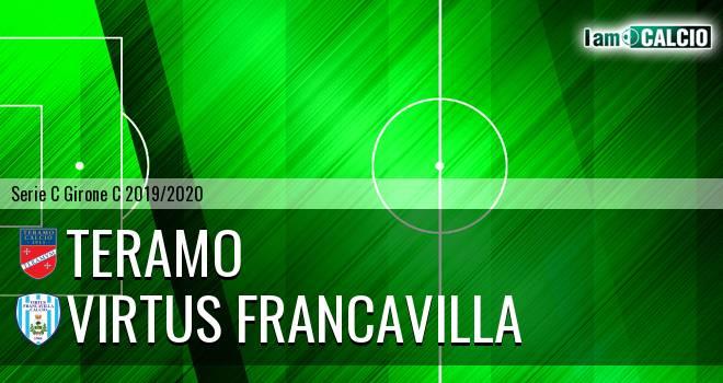 Teramo - Virtus Francavilla
