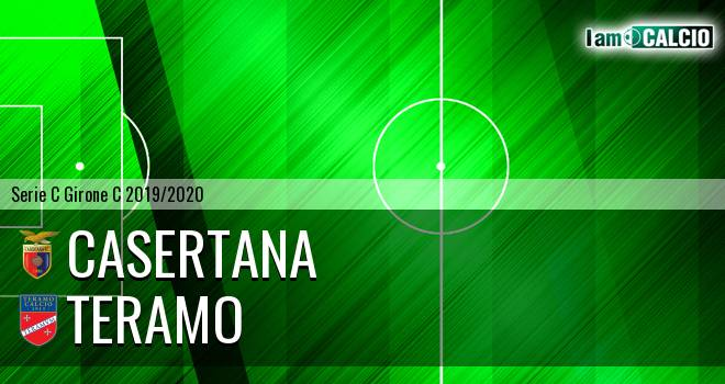 Casertana - Teramo