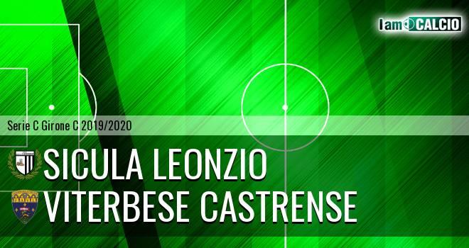 Sicula Leonzio - Viterbese Castrense