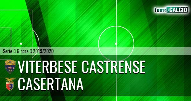 Viterbese Castrense - Casertana