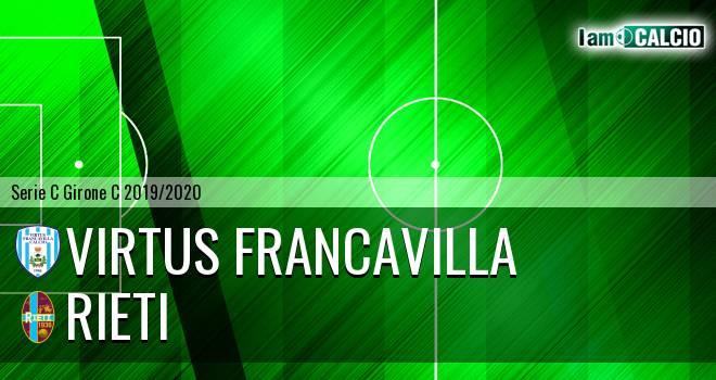 Virtus Francavilla - Rieti