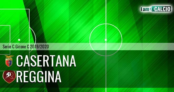 Casertana - Reggina