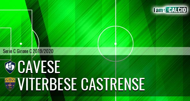 Cavese - Viterbese Castrense