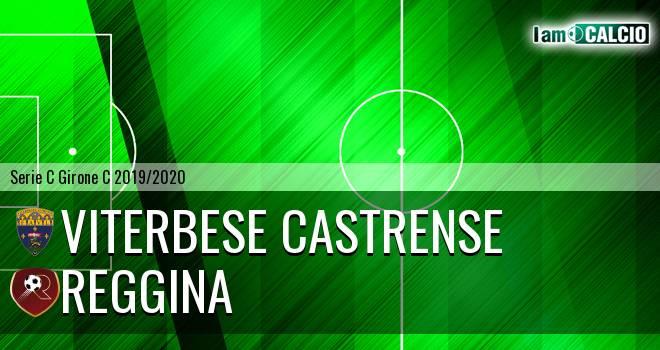 Viterbese Castrense - Reggina