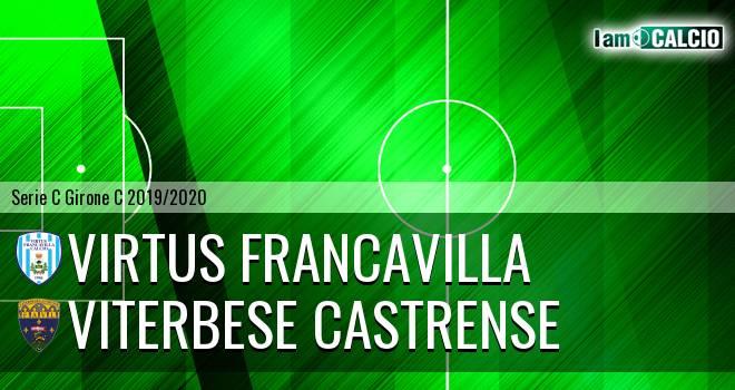 Virtus Francavilla - Viterbese Castrense