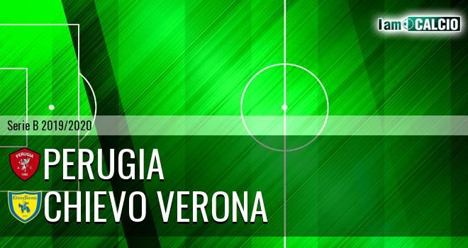 Perugia - Chievo Verona