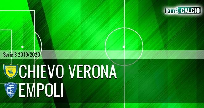 Chievo Verona - Empoli