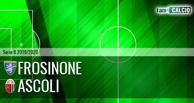 Frosinone - Ascoli
