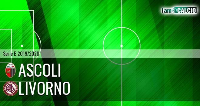 Ascoli - Livorno