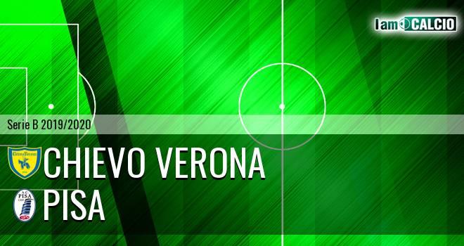 Chievo Verona - Pisa
