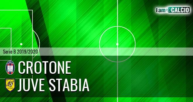 Crotone - Juve Stabia