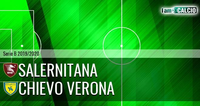 Salernitana - Chievo Verona