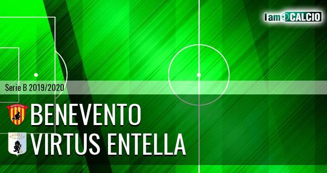 Benevento - Virtus Entella