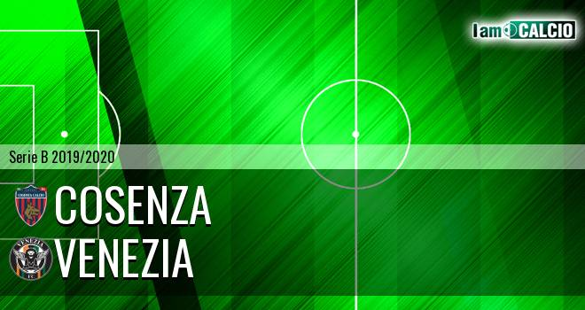 Cosenza - Venezia
