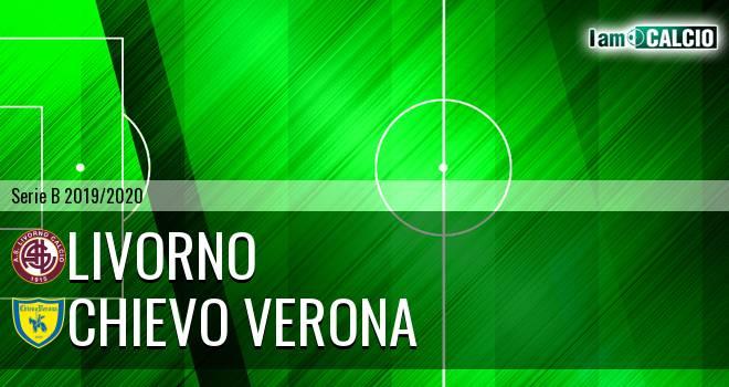 Livorno - Chievo Verona
