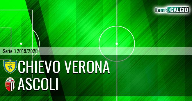 Chievo Verona - Ascoli