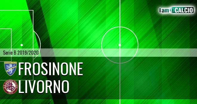 Frosinone - Livorno