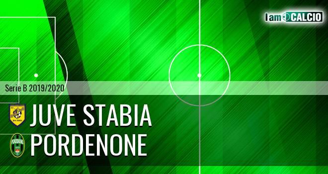 Juve Stabia - Pordenone