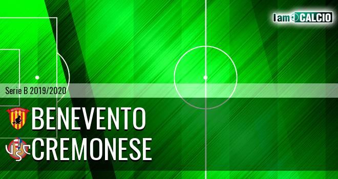 Benevento - Cremonese