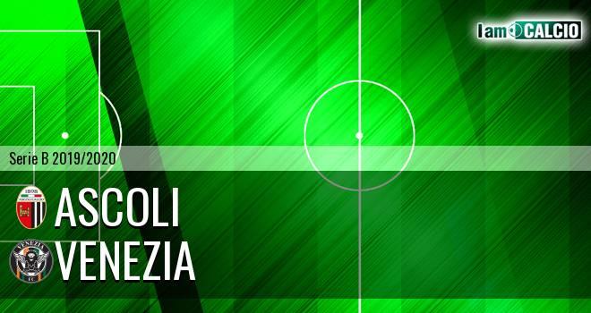 Ascoli - Venezia