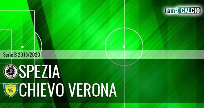 Spezia - Chievo Verona