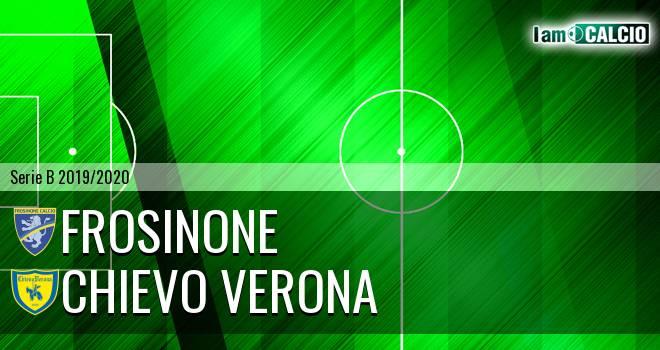 Frosinone - Chievo Verona