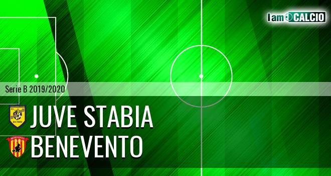 Juve Stabia - Benevento 1-1. Cronaca Diretta 09/11/2019
