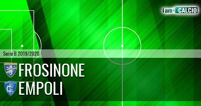 Frosinone - Empoli