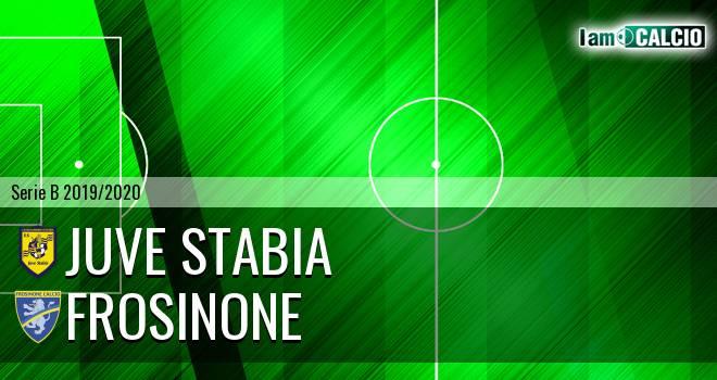 Juve Stabia - Frosinone