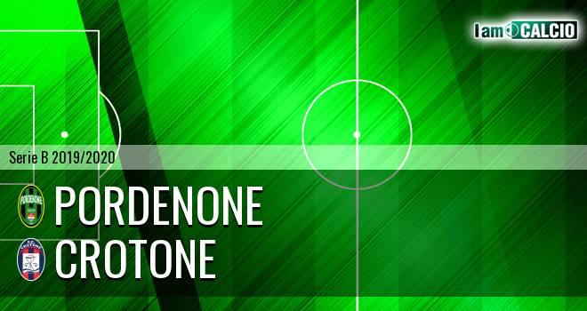 Pordenone - Crotone