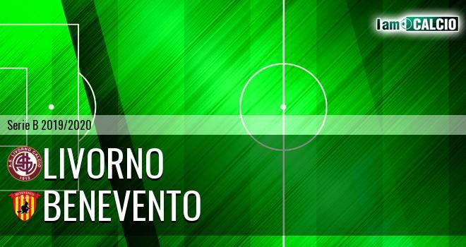 Livorno - Benevento 0-2. Cronaca Diretta 14/12/2019