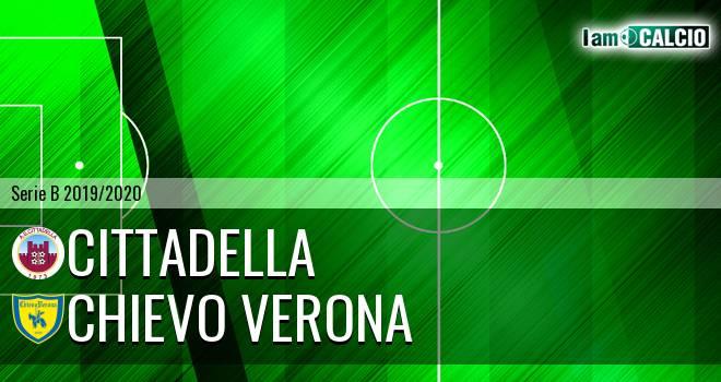 Cittadella - Chievo Verona