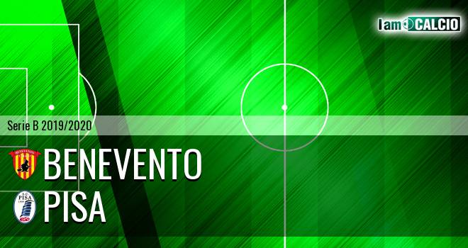Benevento - Pisa 1-1. Cronaca Diretta 19/01/2020