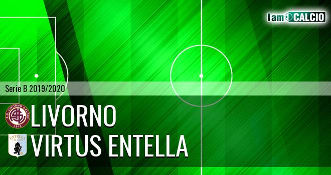Livorno - Virtus Entella