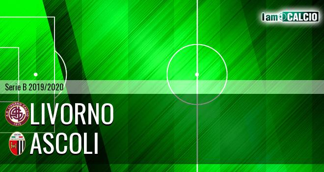 Livorno - Ascoli