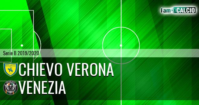 Chievo Verona - Venezia