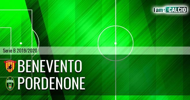 Benevento - Pordenone 2-1. Cronaca Diretta 15/02/2020