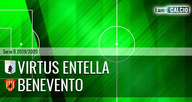 Virtus Entella - Benevento