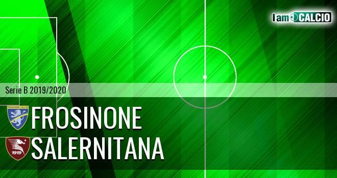 Frosinone - Salernitana