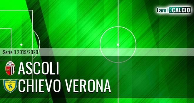 Ascoli - Chievo Verona