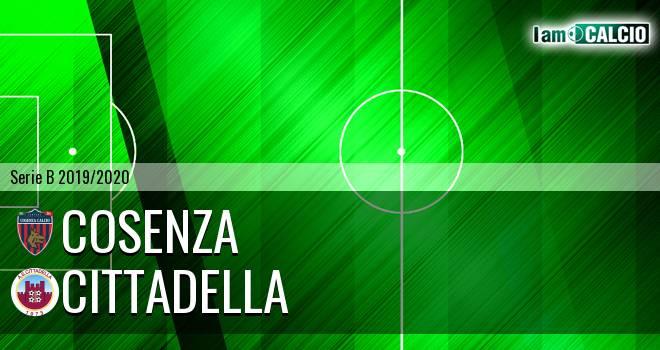 Cosenza - Cittadella