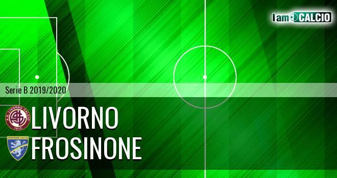 Livorno - Frosinone