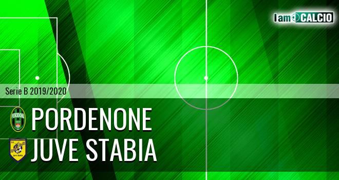 Pordenone - Juve Stabia