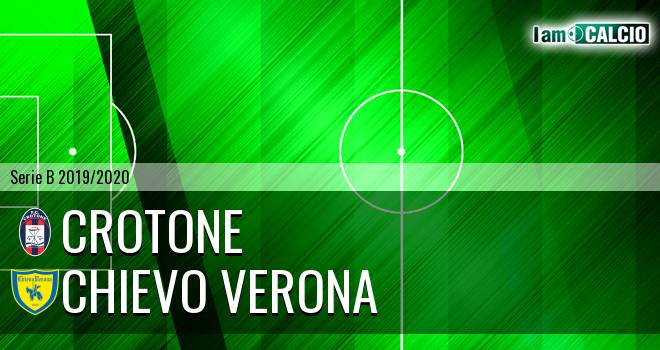 Crotone - Chievo Verona