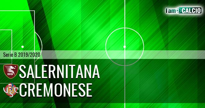 Salernitana - Cremonese 3-3. Cronaca Diretta 29/06/2020