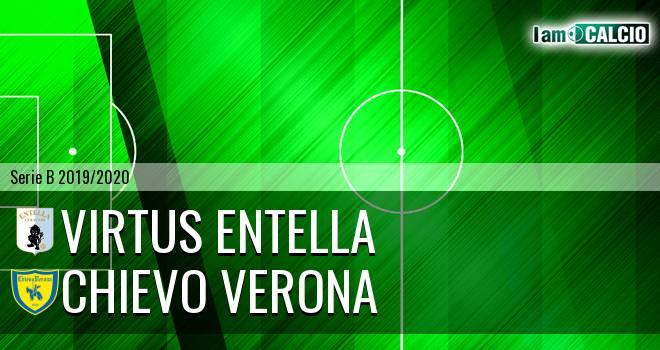 Virtus Entella - Chievo Verona