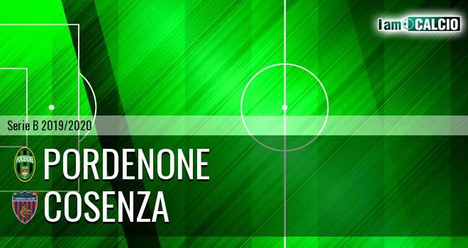 Pordenone - Cosenza