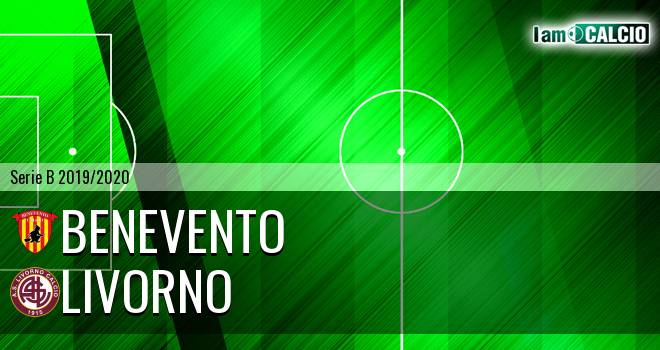 Benevento - Livorno