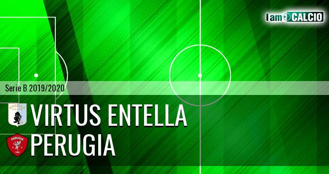 Virtus Entella - Perugia
