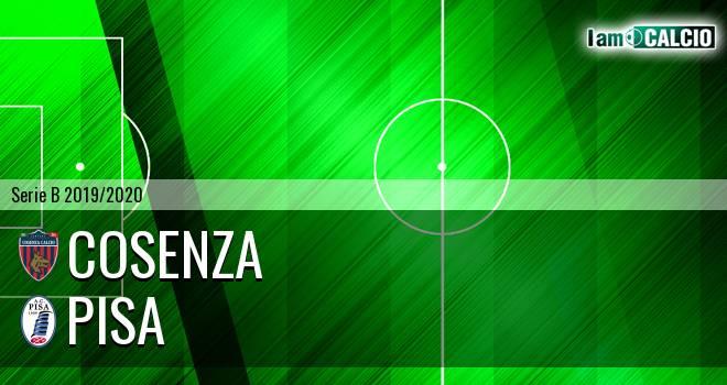 Cosenza - Pisa